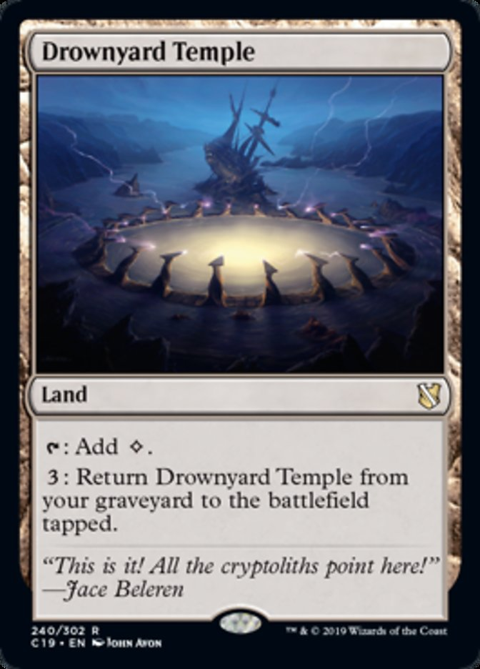 Drownyard Temple