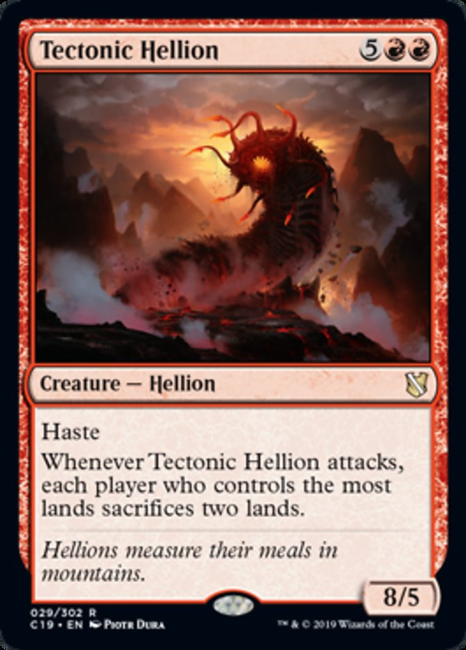 Tectonic Hellion