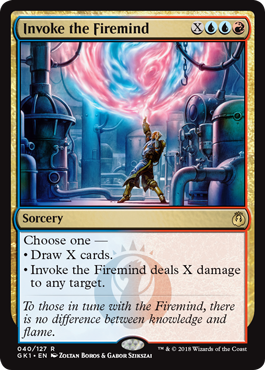Invoke the Firemind