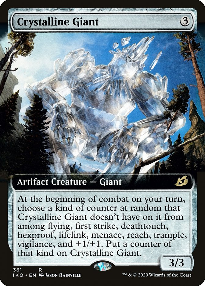 Crystalline Giant