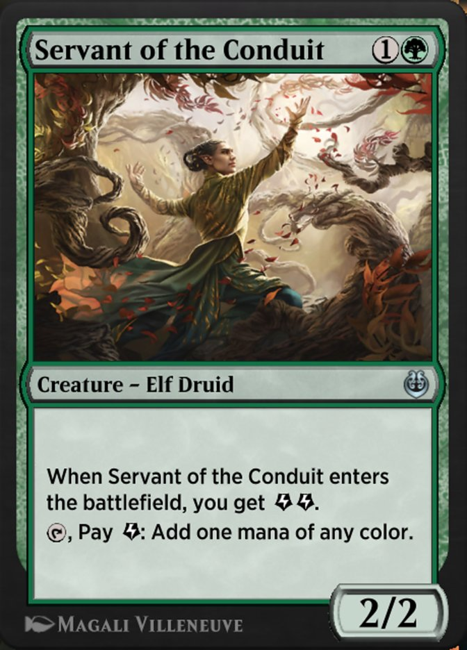 Servant of the Conduit
