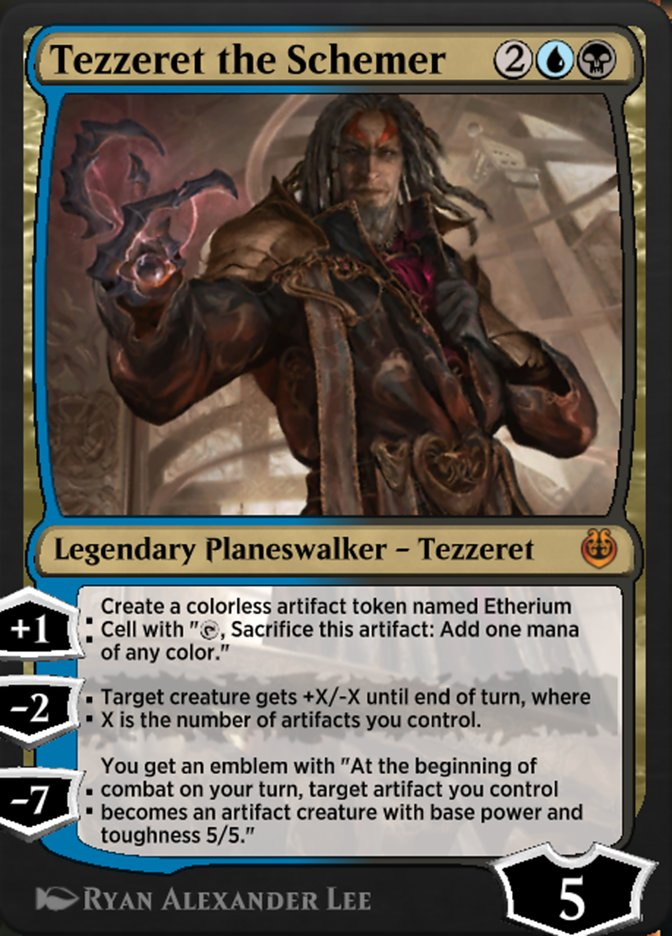 Tezzeret the Schemer