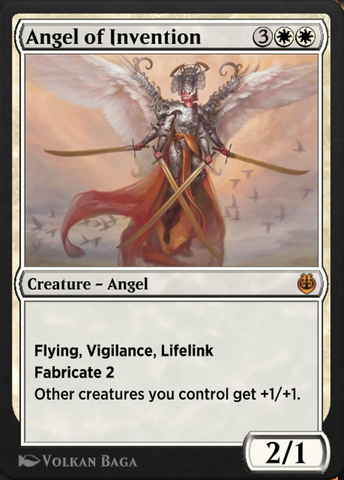 Angel of Invention