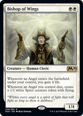 Bishop of Wings