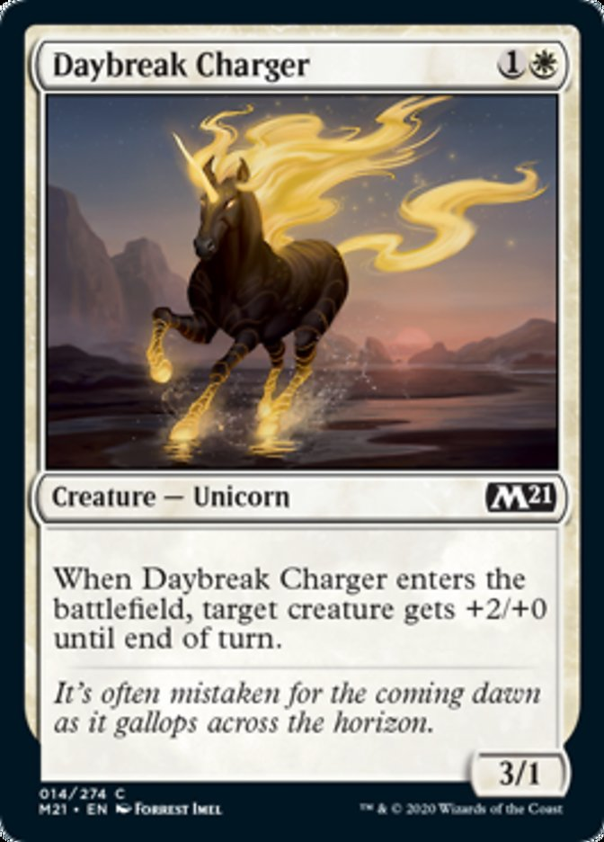 Daybreak Charger