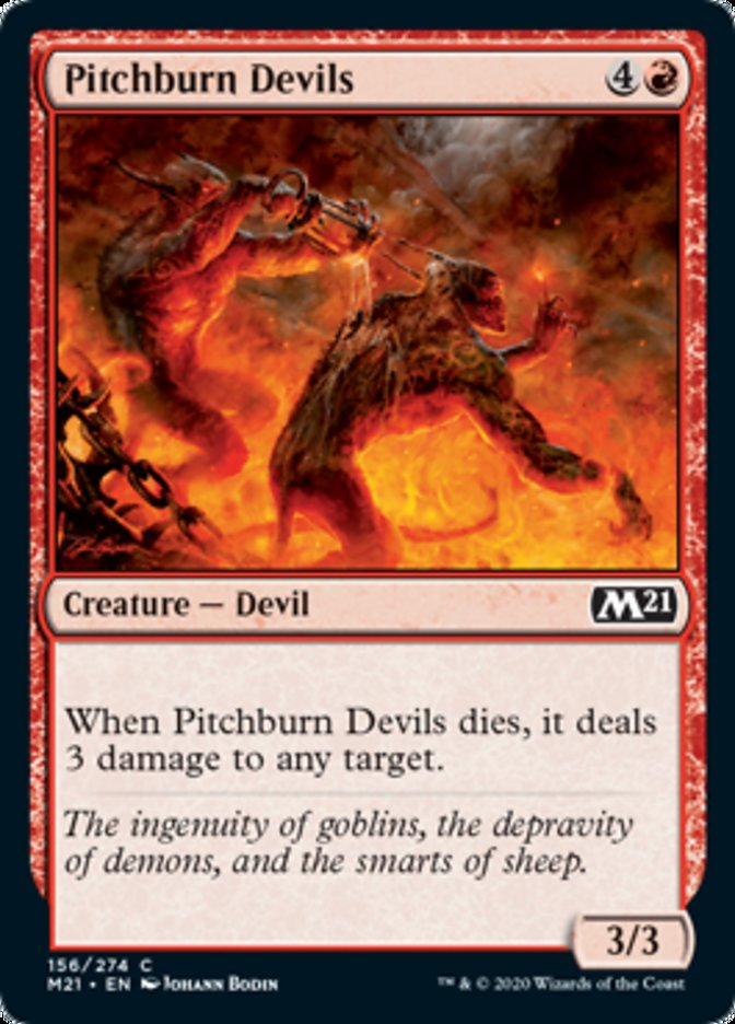 Pitchburn Devils