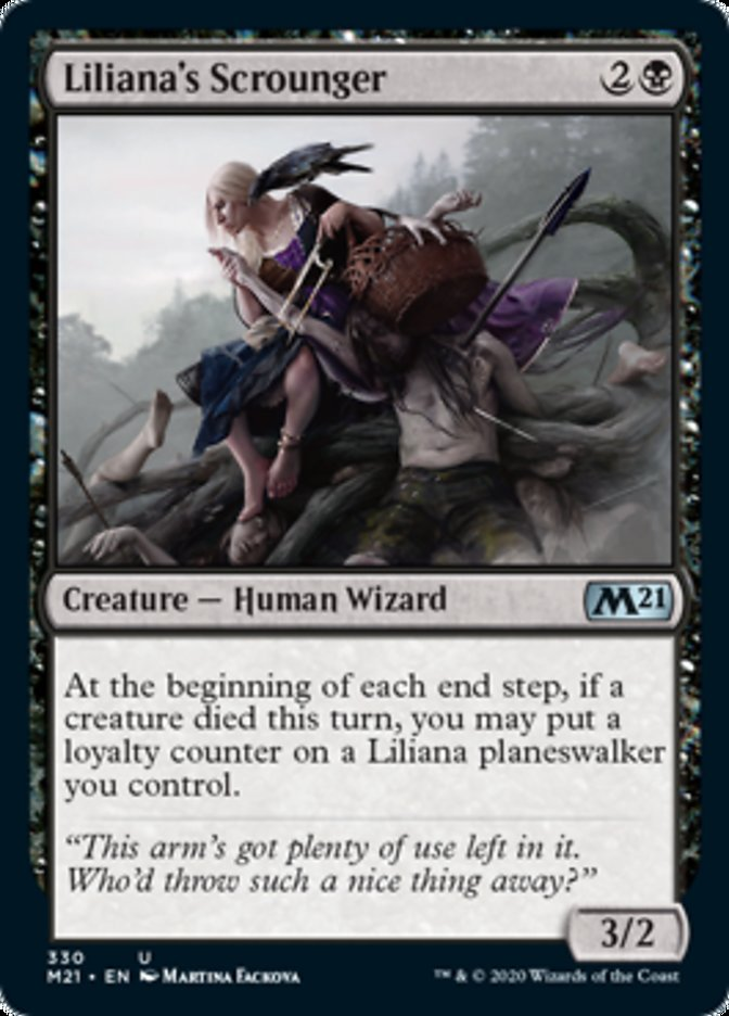 Liliana's Scrounger
