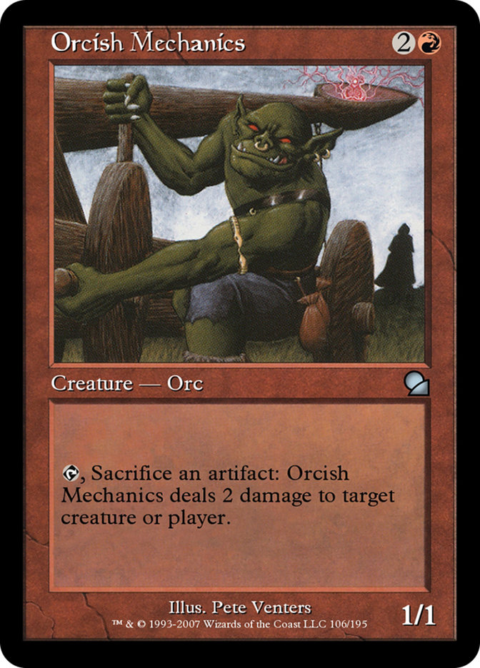 Orcish Mechanics