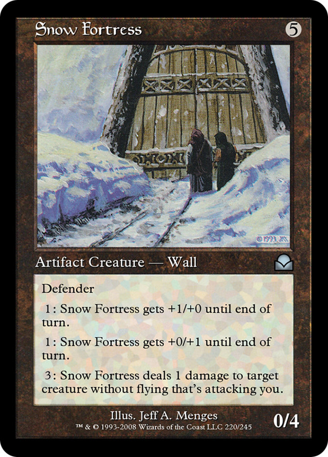 Snow Fortress