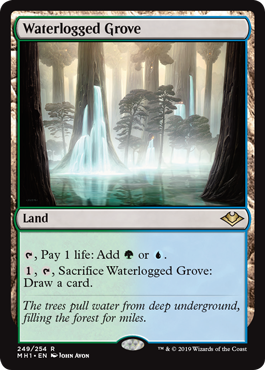 Waterlogged Grove