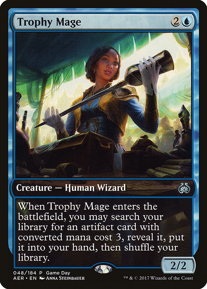 Trophy Mage