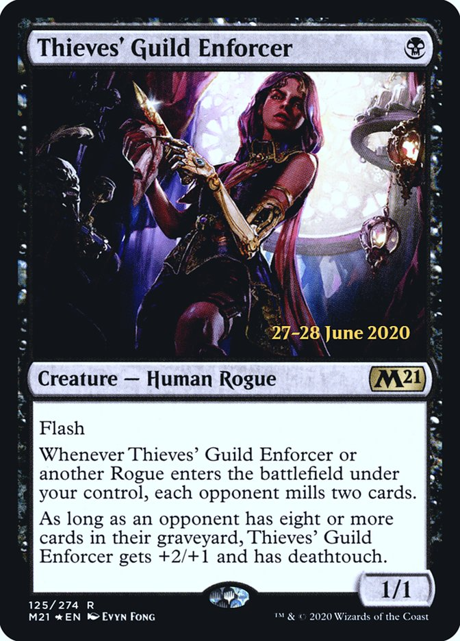 Thieves' Guild Enforcer
