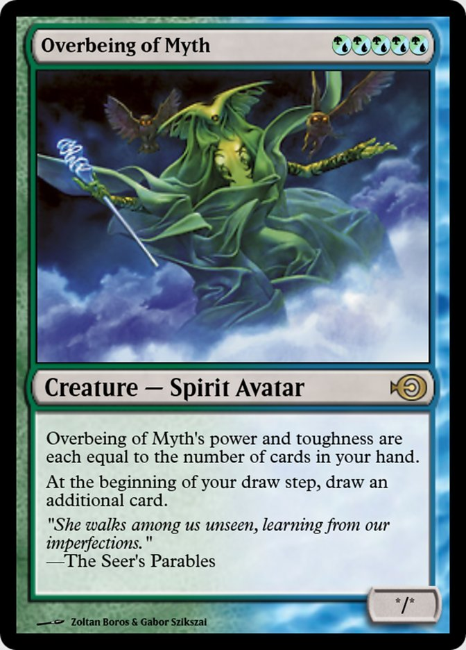 Overbeing of Myth