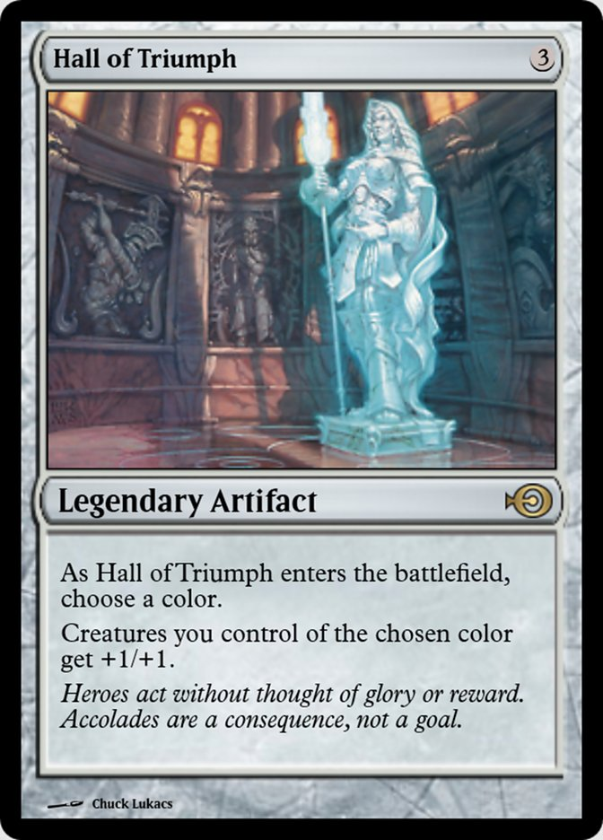 Hall of Triumph