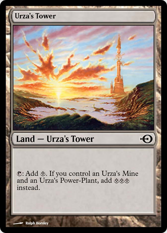 Urza's Tower