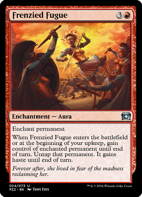 Frenzied Fugue