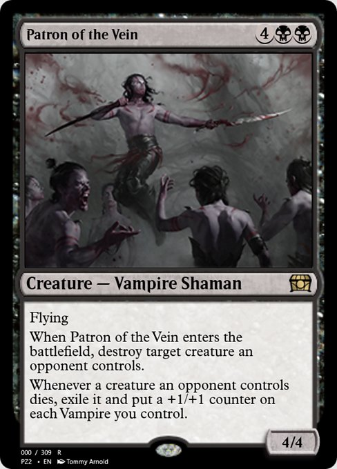 Patron of the Vein