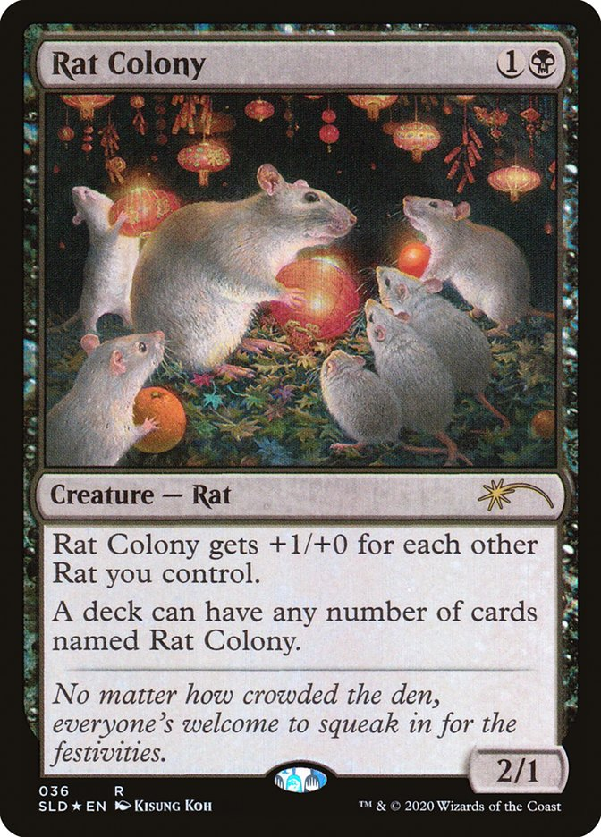 Rat Colony