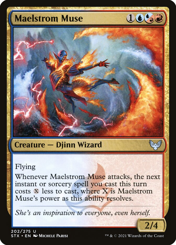 Maelstrom Muse