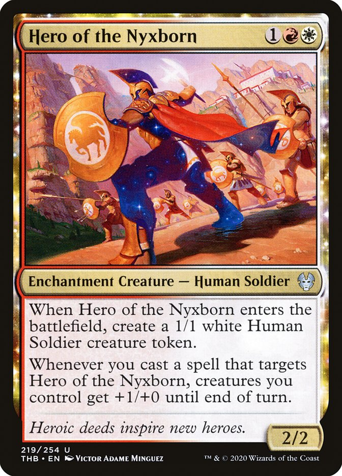Hero of the Nyxborn