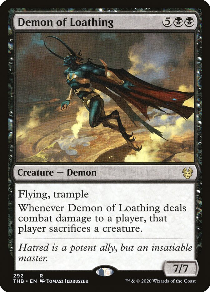 Demon of Loathing