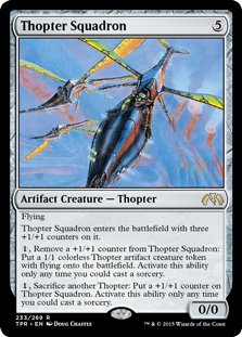 Thopter Squadron