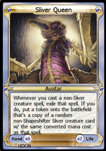 Sliver Queen Avatar