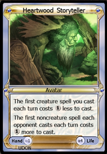 Heartwood Storyteller Avatar