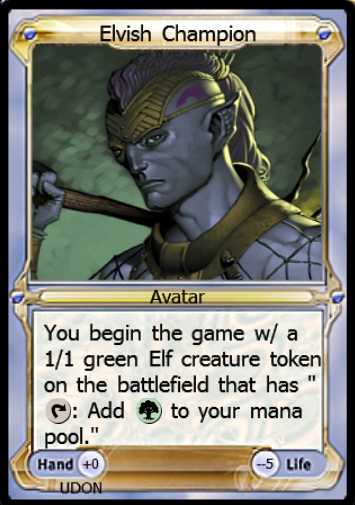 Elvish Champion Avatar