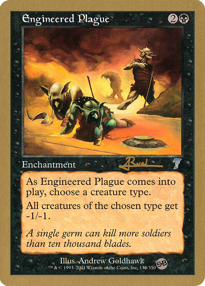 Engineered Plague