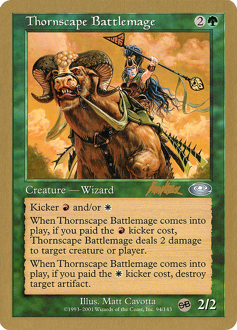 Thornscape Battlemage