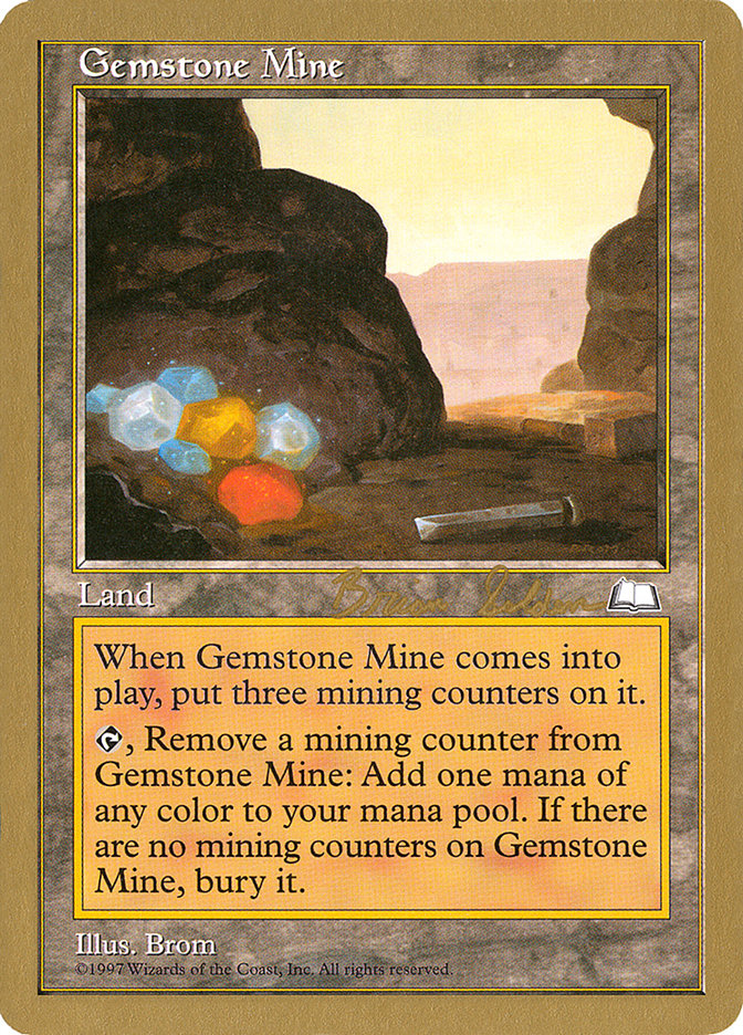 Gemstone Mine