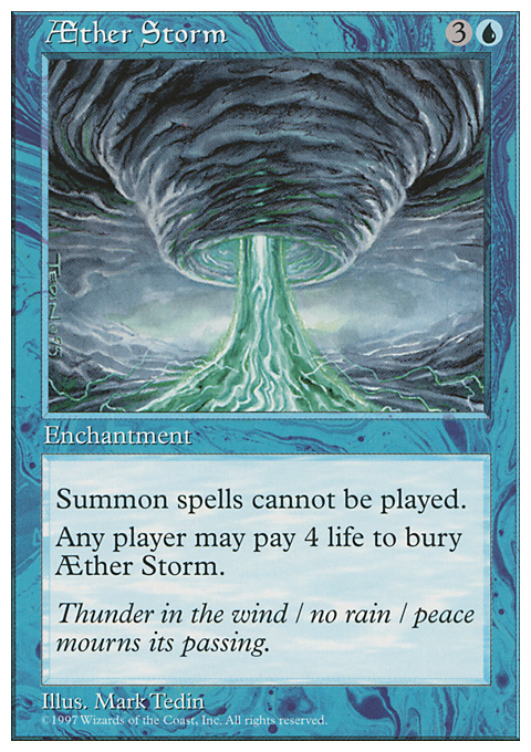 Aether Storm