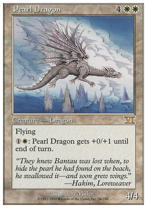 Pearl Dragon