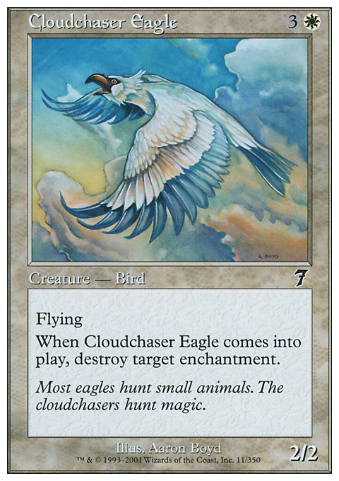 Cloudchaser Eagle