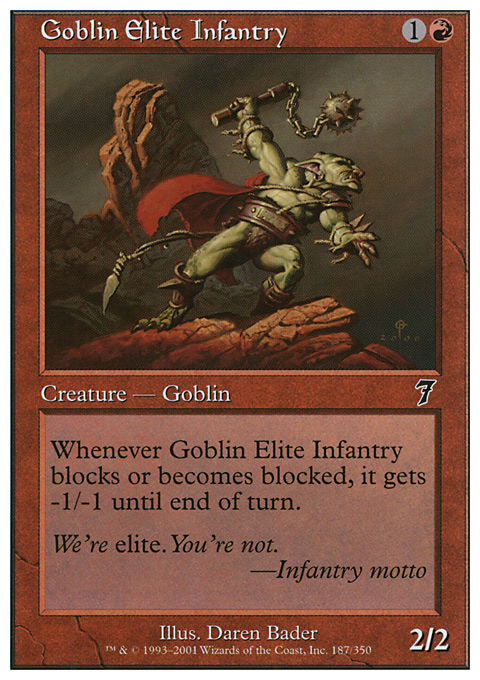 Goblin Elite Infantry