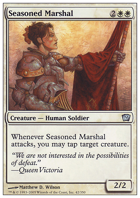 Seasoned Marshal