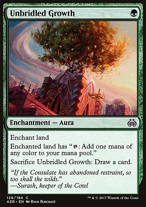 Unbridled Growth