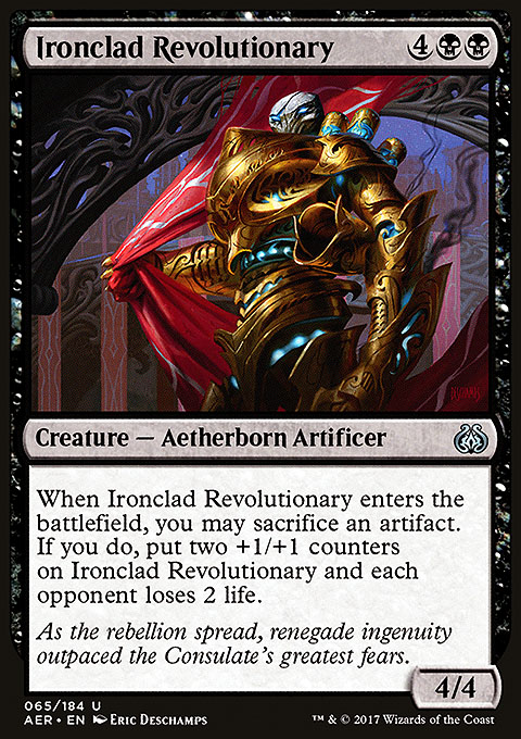 Ironclad Revolutionary