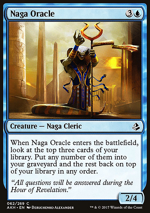 Naga Oracle