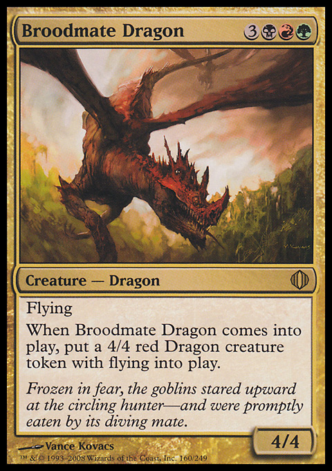 Broodmate Dragon