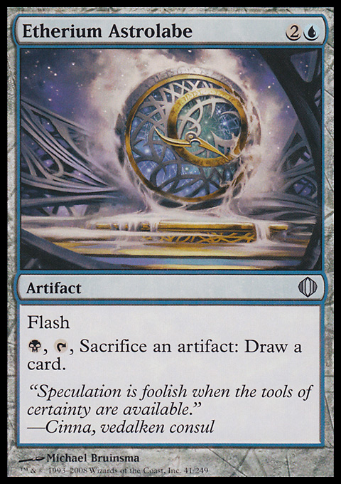 Etherium Astrolabe