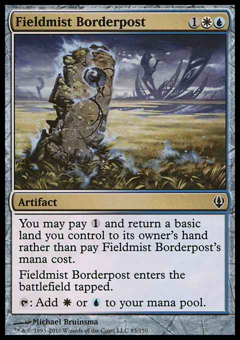 Fieldmist Borderpost