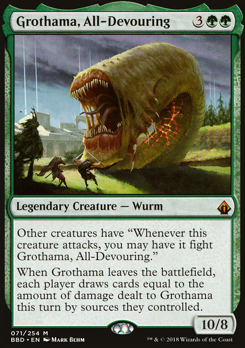 Grothama, All-Devouring