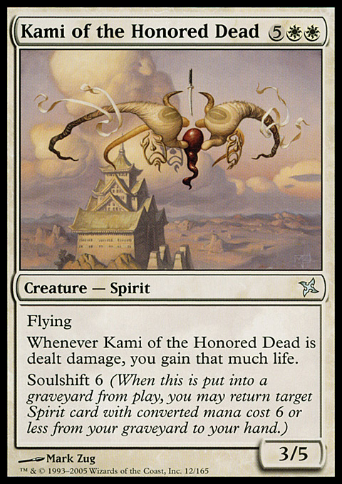 Kami of the Honored Dead