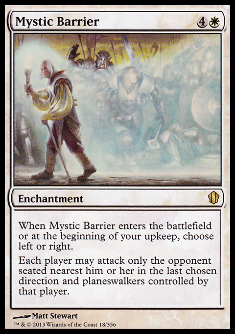 Mystic Barrier