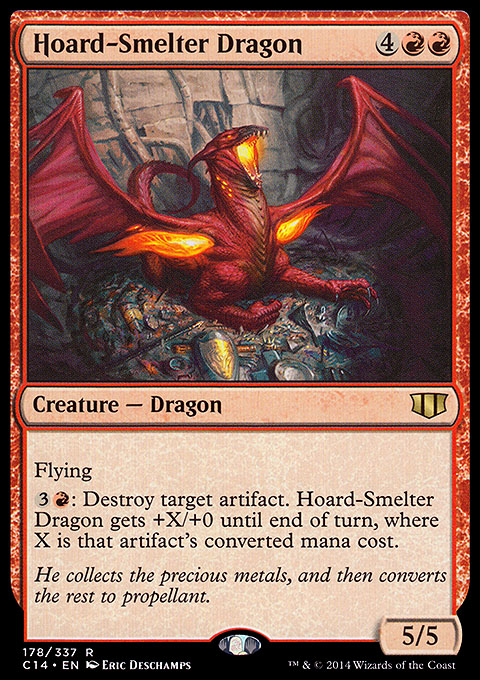 Hoard-Smelter Dragon