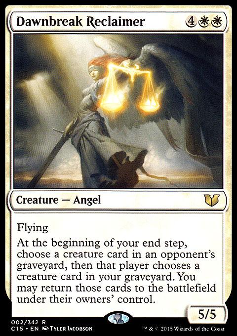 - Commander 2015 Magic: the Gathering Illusory Ambusher 012//342