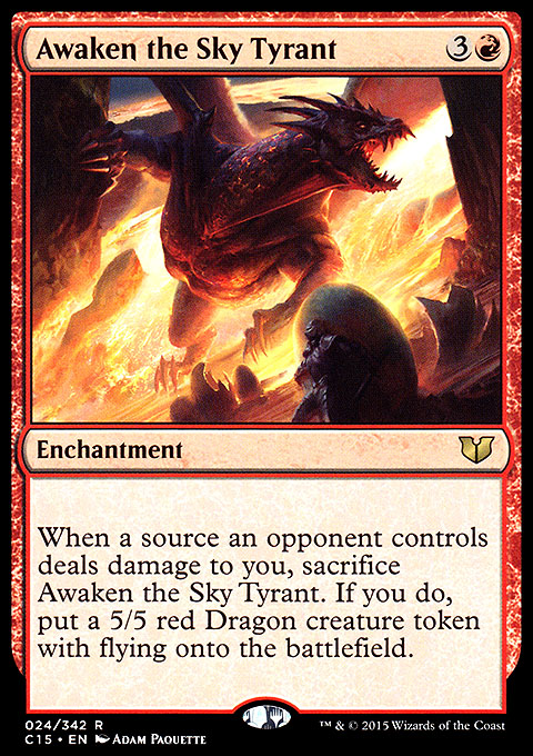 Awaken the Sky Tyrant
