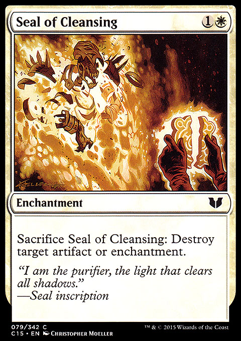 Seal of Cleansing